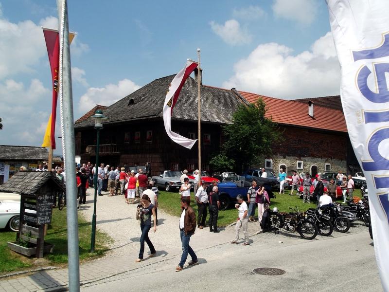 Oldtimer-Treffen am Stehrerhof in Neukirchen an der - autogenitrening.com